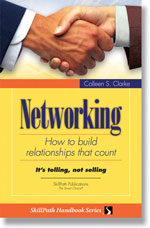 networking by colleen clarke